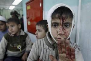 palestinska barn